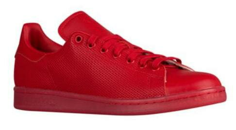 adidas Originals Stan Smith �����Y Scarlet Scarlet Scarlet �A�f�B� �X �X�^���X�~�X Red �� ADICOLOR
